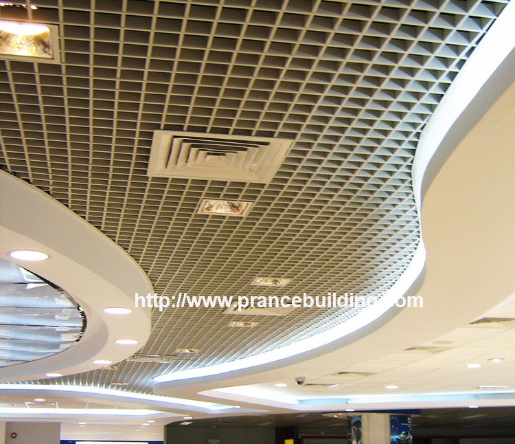 Attractive Delicate 2x4 Open Ceiling Tiles