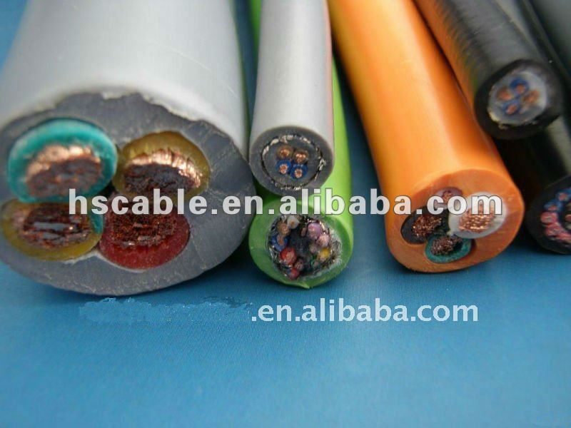 YC/YCW Heavy-Type Rubber Sheathed Power Cable