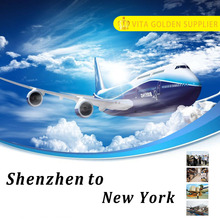 Air cargo air freight forwarders from Shenzhen,China to New York(JFK), USA