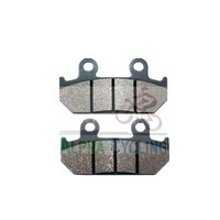 wholesale motorcycle disc brake pads AC038 for HONDA: CBR 250F/CBR500F AC038