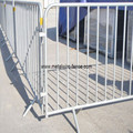 galvanized iron pip tube barricade