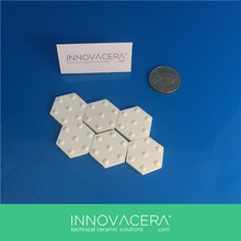 Alumina Ceramic Tiles For Wear Resistance Application/INNOVACERA