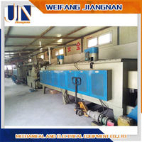 China Exporter Small Mesh Belt Smelting Furnace