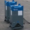 High Quality IBC tank container bulk comtainer