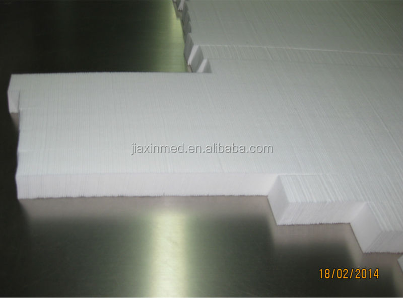 spunlace nonwoven cosmetic cotton pads