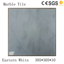 eastern white marble tile