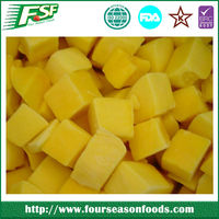 2015 Top Sale frozen mango chunks