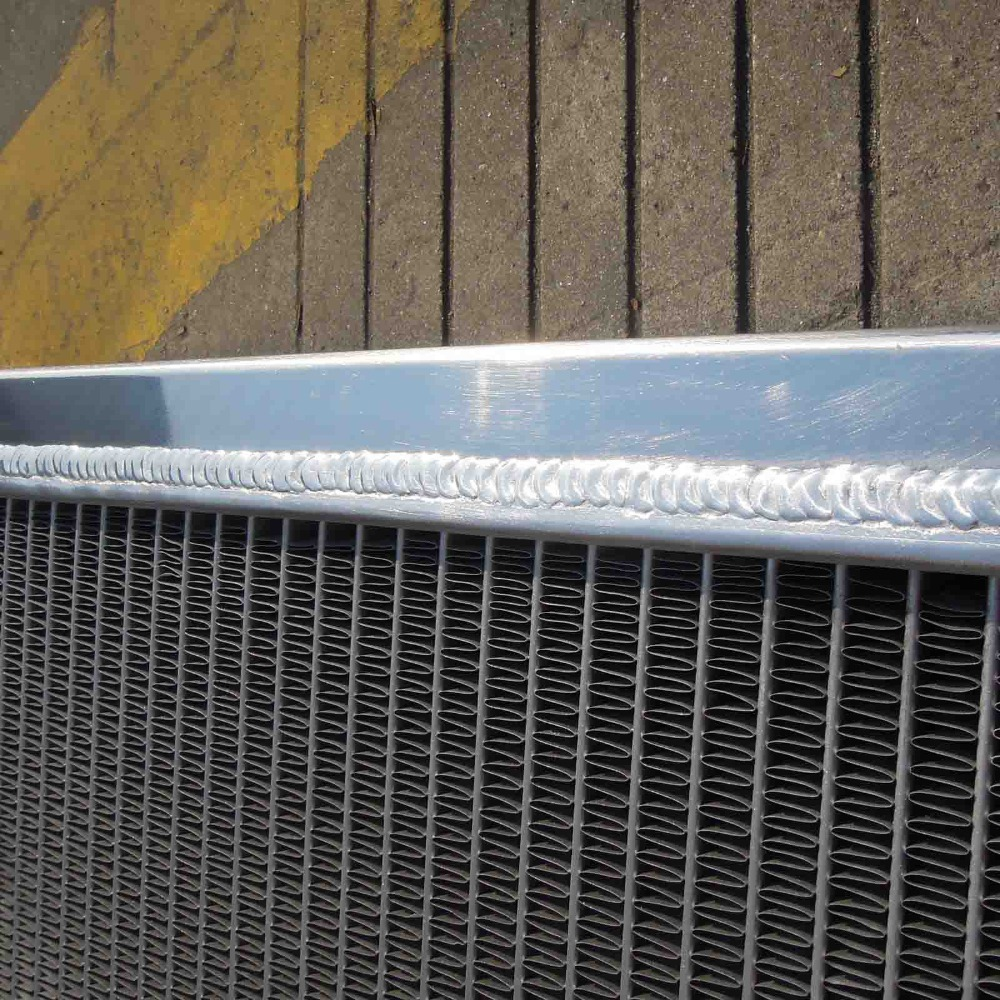 42mm all aluminum auto radiator for HONDA CIVIC EK EG 92-00