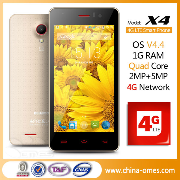 4.5inch New cheap 4G phone android 4.4 system 4g retailers general merchandise
