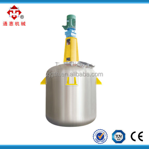 TC10 double paddle mixer for paint