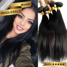 Factory price start selling brazilian hair wholesale cheap 100% virgin malaysia grade 100% human weaving virgin peruvian hair