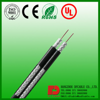 Hot Sell Competitive Price coaxial cable belden quad shield rg6