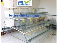 Best selling BT factory A-160 chicken egg layer cages(Welcome to Visit my factory)