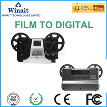 Super 8mm roll film scanner/Digital Video Converter