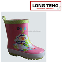 happy and cute cheap rain shoes wholesale