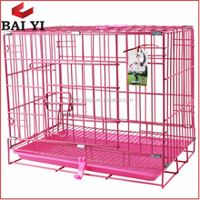 Welded Wire Pet Dog Soft Crates With Wheels