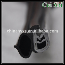 Auto weatherstrip door seal strip