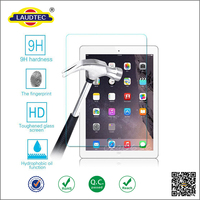 "China Factory ! 0.3mm 2.5D 9H 12.9"" Tempered glass Screen Protector for IPad Pro 12.9"" ----- Laudtec"