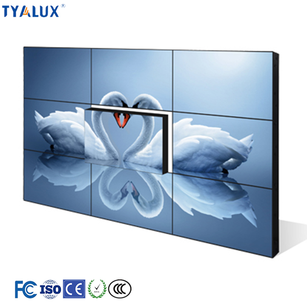 Hotsale shopping mall DID panel video display full HD  lcd led tv