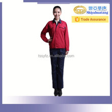 Durable working uniform cash commodity