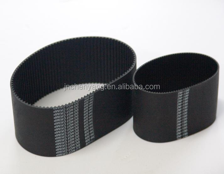 Top quality factory direct sale industrial XL rubber timing belt