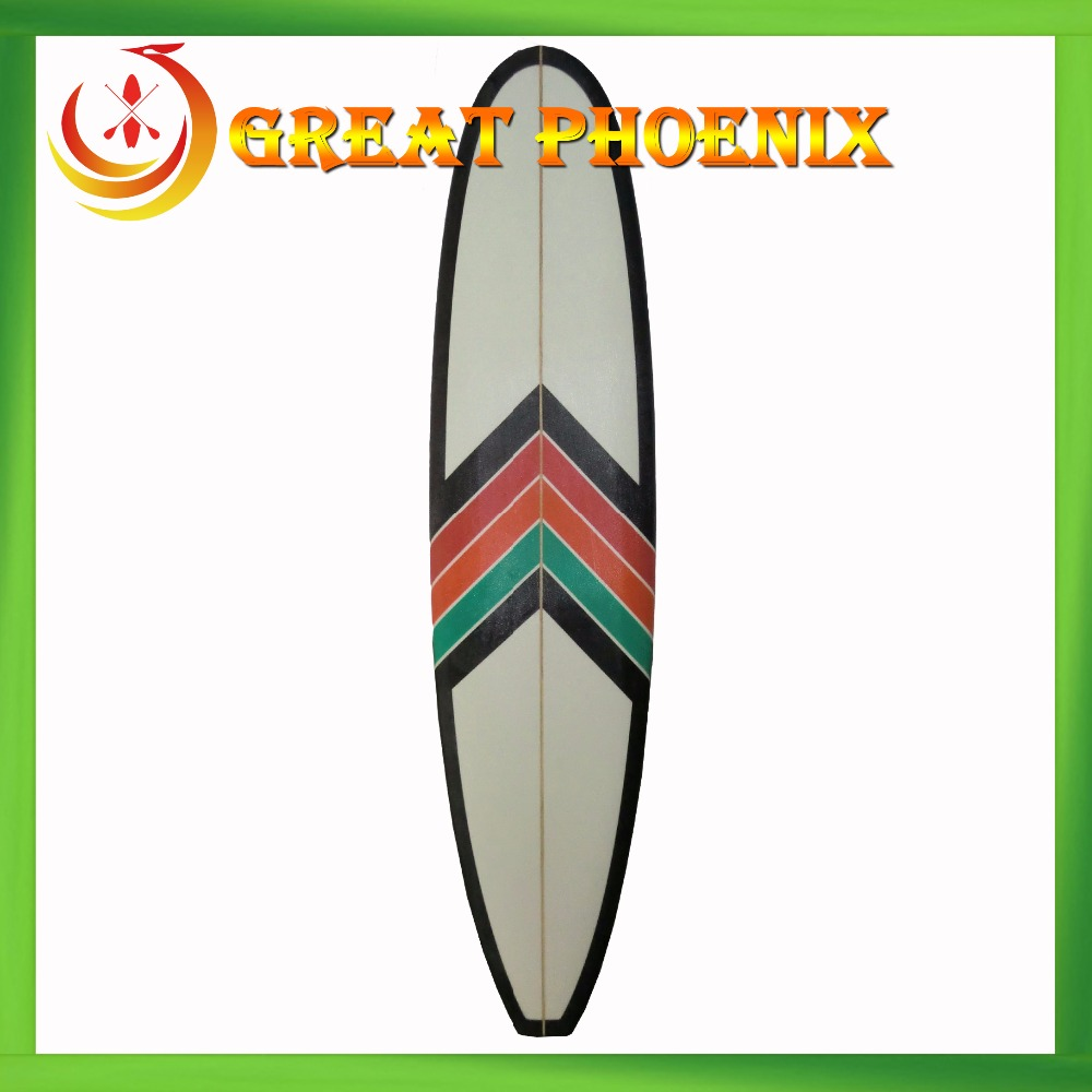 Hot sale customized CNC machine shaping mini surfboard
