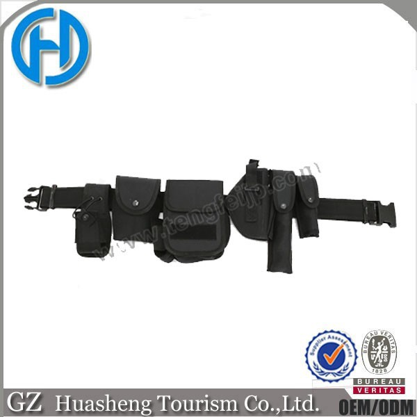 Security & Police Belt Modular Equipment System