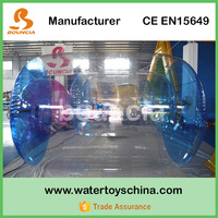 3mL*2.2mH Giant Water Ball For Rolling Or Walking