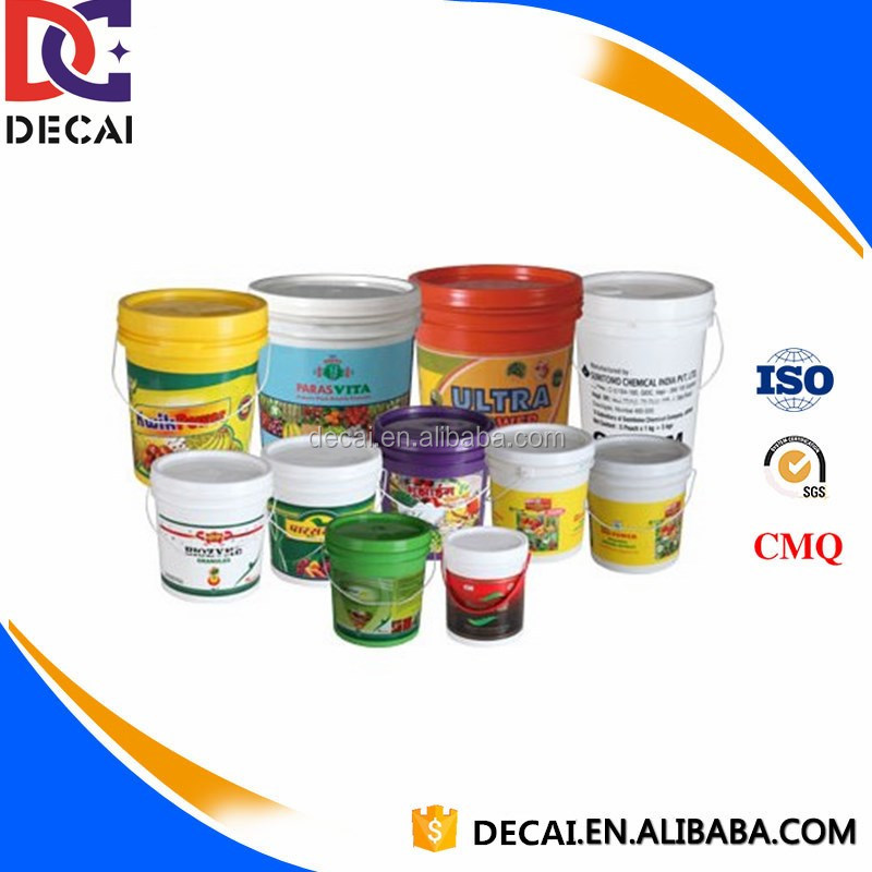 Heat Transfer Film for 10 Gallon Paint Plastic Bucket