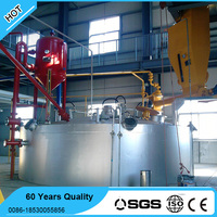 Full set 3T-5000TPD edible oil mill machinery prices