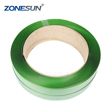 ZONESUN SGS high strength PET strap from foshan  FOSHAN PET Strapping Band Packing Strap supply