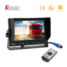 tft lcd screen 7 inch car monitor