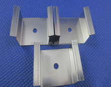 stamping steel wall mounting galvanized angle bracket