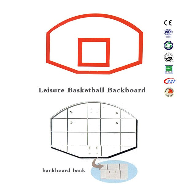 Official SMC basketball stand backboard