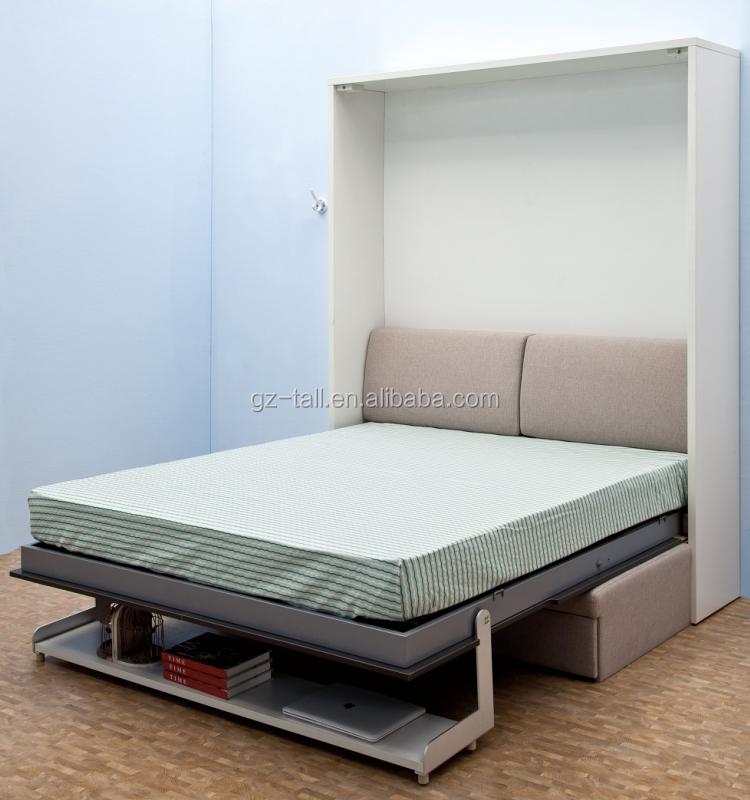 Multifunktions versteckte wandbett mit sofa klappbett - Wandbett mit schreibtisch ...