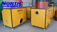 New style Automatic coal fired poultry/greenhouse air heater