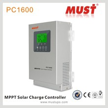 Hot! 45A/60A MPPT Solar Charge Controller voltage regulator 12/24/36/48v solar controller