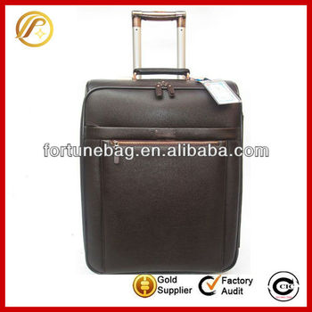 Top grade business branded luggage bags