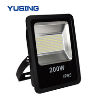 Most New CE Rohs IP65 Outdoor 200 Watt LED Flood Light
