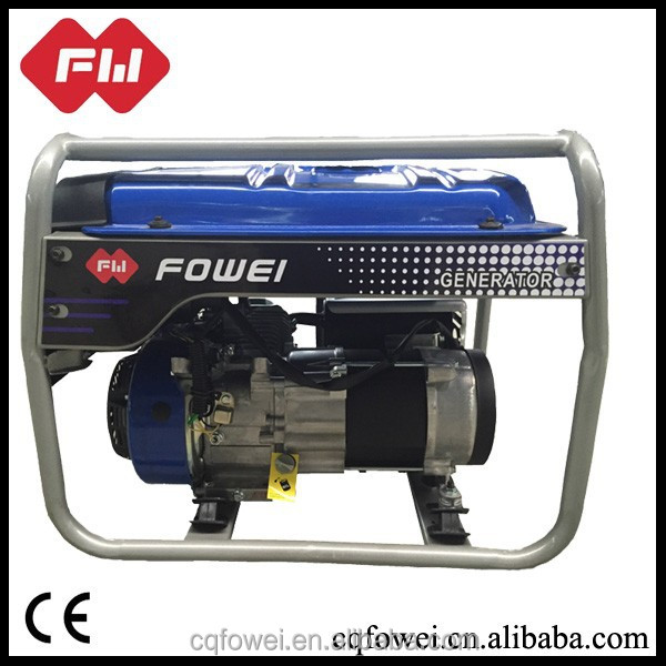 100% Copper Copy Honda 2.5kw Gasoline Generator With Spare Parts For Sale