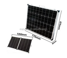 Australian greenhouse friendly 100W 120W 160W 180W 240W folding solar panel