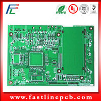 Red Mask White Marking Multilayer PCB prototype universal board