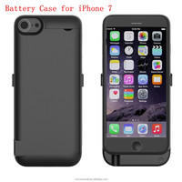 5000mAh Rechargeable for iPhone 7 Battery Charger Case for iPhone 7