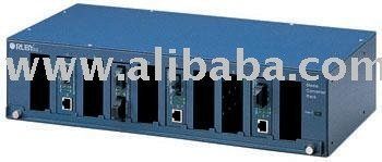 Unmanaged Converter Rack Chassis & Modules