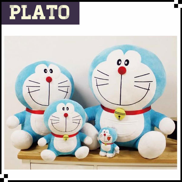 Cartoon plush doraemon toys,doraemon plush