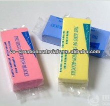 durable PVA cleaning sponge eraser colorful for car 004