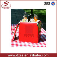 13L Factory Direct Wholesale 6 Pack Soft Cooler Ice Storage
