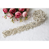 rhinestone crystal applique trim wedding bridal hot fix rhinestone crystal strip for dress