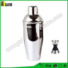 promotional gift 2015 hot sale stainless steel paint shaker tube rix cocktail shaker