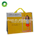 Standard Size personalized non woven rolling Shopping Bag